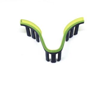 Mondmasker clip