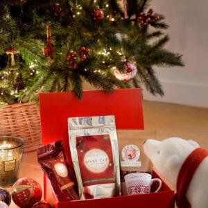 Christmas geschenk box